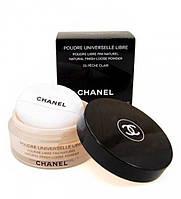Пудра рассыпчатая Chanel Poudre Universelle Libre