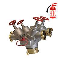 Рукавное четырехходовое разветвление РЧ-150 Л-А-1,6