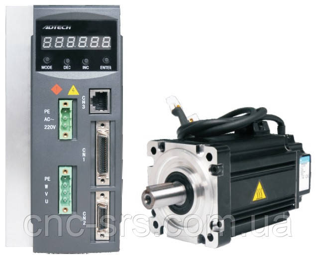 QS7AA075M2привод движения подач (серворегулятор)