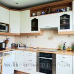 Кухонный фартук из стекла Бровары