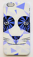 Чехол на Айфон 6/6s Luxo Face приятный Пластик светится в темноте Панда, фото 1