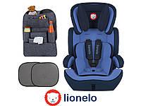 Детское автокресло кресло для ребенка LIONELO LEVI 9-36 кг Польша