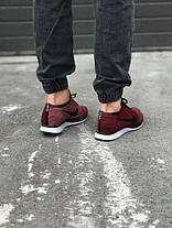 Мужские кроссовки Nike Flyknit Racer University Red 526628-608, Найк Флайнит, фото 3