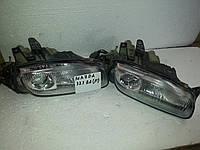 Фара механическая правая Mazda 323 BA F 1994-1998 БУ оригинал BC6B510K0B, фото 1