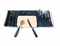Набор для пикника PICNIC COOKING WALLET-2(KG2706) Blue