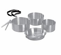Набор туристической посуды KingCamp Camper 3(KP3902)