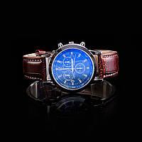 Часы мужские FHD FHD-01S-brown-b