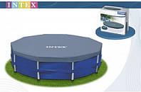 Intex 28030 Тент для каркасного бассейна 305 см