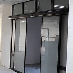 Автоматические двери Geze ECdrive