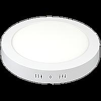 Светильник круглый накладной Ilumia 037 ML-18-220-NW 1440Лм, 18Вт, 220мм, 4000К