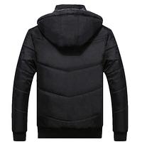 Теплая мужская зимняя куртка. Модель 6113, фото 5
