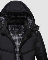 Теплая мужская зимняя куртка. Модель 6113, фото 6