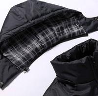 Теплая мужская зимняя куртка. Модель 6113, фото 9