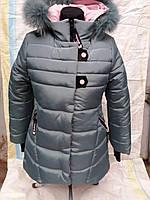 Куртка  зимняя  для девочки 36-44