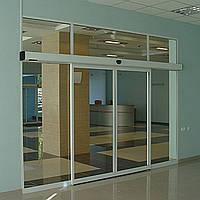 Автоматические раздвижные двери Besam Unislide