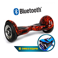 Гироскутер Smart Balance 10 Offroad, цвет «Пламя»