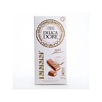 Шоколад Delicadore Milch со сливочной начинкой 200 г.