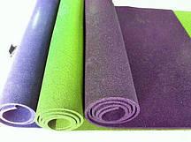 Резиновый коврик 1500х700х15 мятный