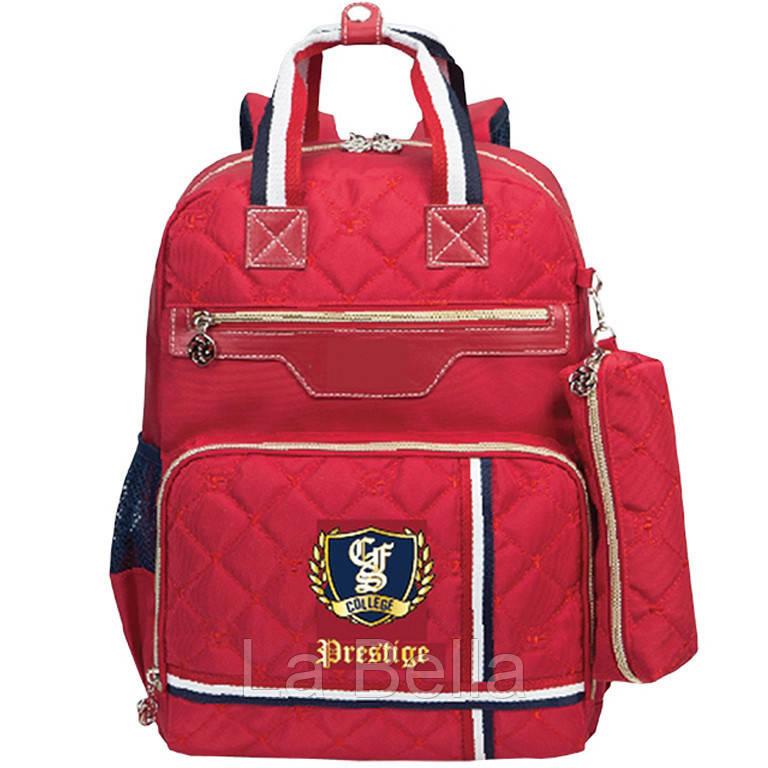 Рюкзак школьный Prestige Red