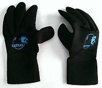 Перчатки для подводной охоты KatranGun 2 мм