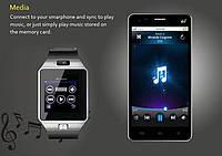 Часы смарт Smart Watch Phone DZ09