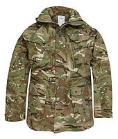 Куртка (парка) армии Британии, камуфляж MTP MultiCam