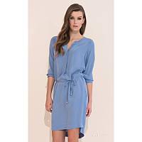 Платье джинсового цвета Izetta Zaps