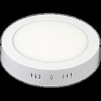 Светильник круглый накладной Ilumia 036 ML-12-170-NW 950Лм, 12Вт, 170мм, 4000К