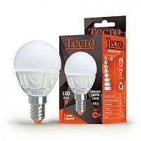 Лампа светодиодная TECRO PRO-G45-5W-4K-E14