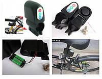 Велосигнализация ET-168 (для коляски, скутера, мопеда, самоката), фото 1