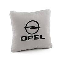 Автомобільна подушка OPEL флок, фото 1