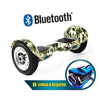 Гироскутер Smart Balance 10 Offroad, цвет «Хакки»