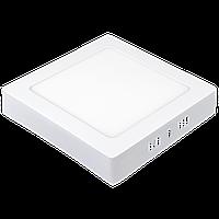 Светильник квадратный накладной Ilumia 038 ML-12-S170-NW 960Лм, 12Вт, 170мм, 4000К