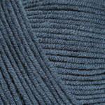 Турецкая пряжа для вязания YarnArt Jeans (Джинс) полухлопок  45 темно синий