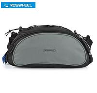 Спортивная сумка черная 13L Roswheel