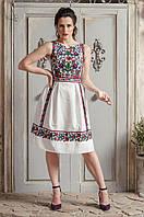Дизайнерська сукня вишиванка