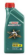 Масло моторное CASTROL MAGNATEC 5W-30 AP 1л