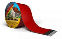 Лента-герметик Технониколь Nicoband 100 x 10000 мм (Красный)