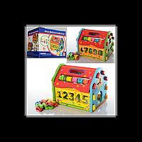 Деревянная игрушка MD 0717 Сортер