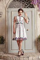Дизайнерська сукня вишита, фото 1