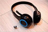 Наушники с микрофоном беспроводные Logitech H600