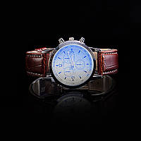 Часы мужские FHD FHD-01S-brown-w