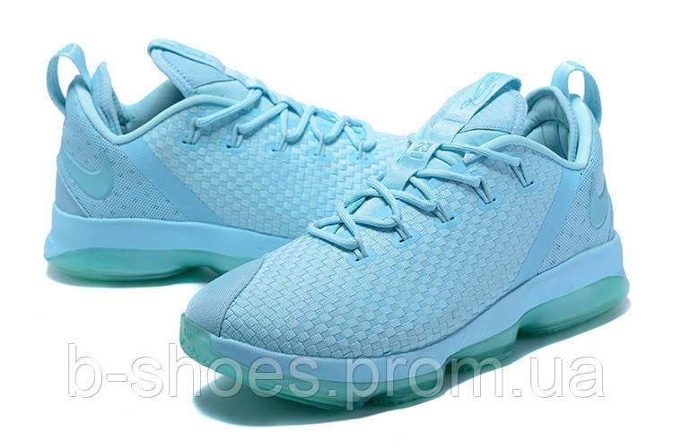 Мужские баскетбольные кроссовки Nike LeBron 14 Low (Mint) купить в ... 3ad6874476c
