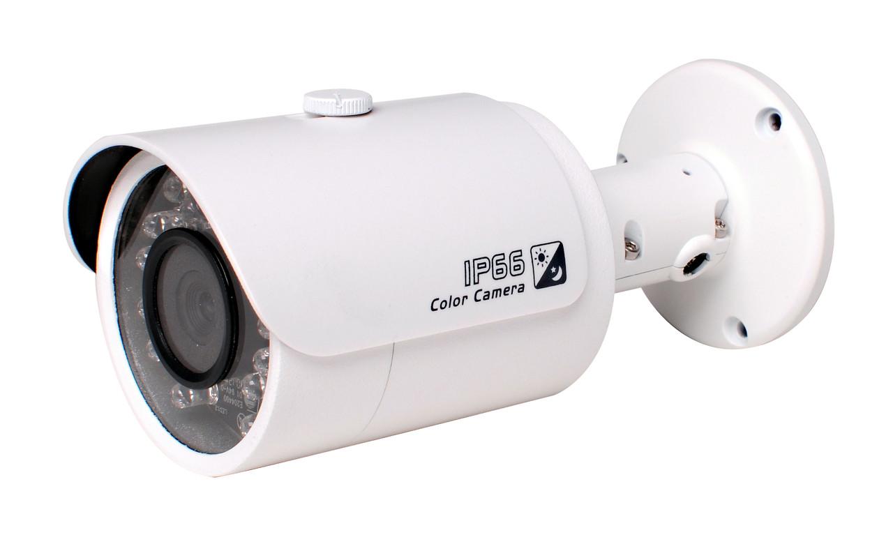 Камера відеоспостереження Dahua HAC-HFW1100S