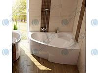 Акриловая ванна  RAVAK Asymmetric 160 R (C461000000)