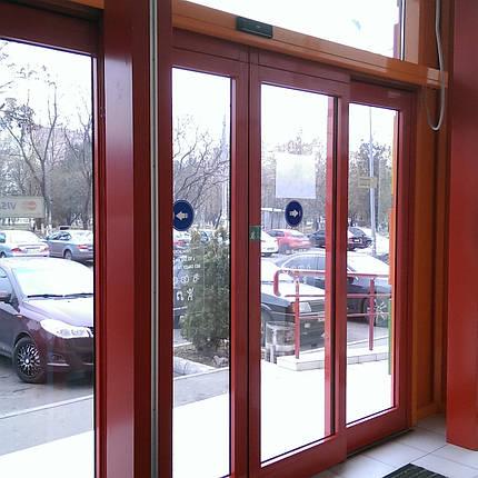 Автоматические раздвижные двери Tormax WD2201, фото 2