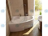 Акриловая ванна  RAVAK Asymmetric 150 L (C441000000)