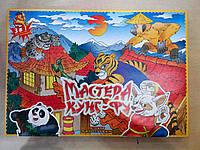 Игра настольная Мастера кунг-фу