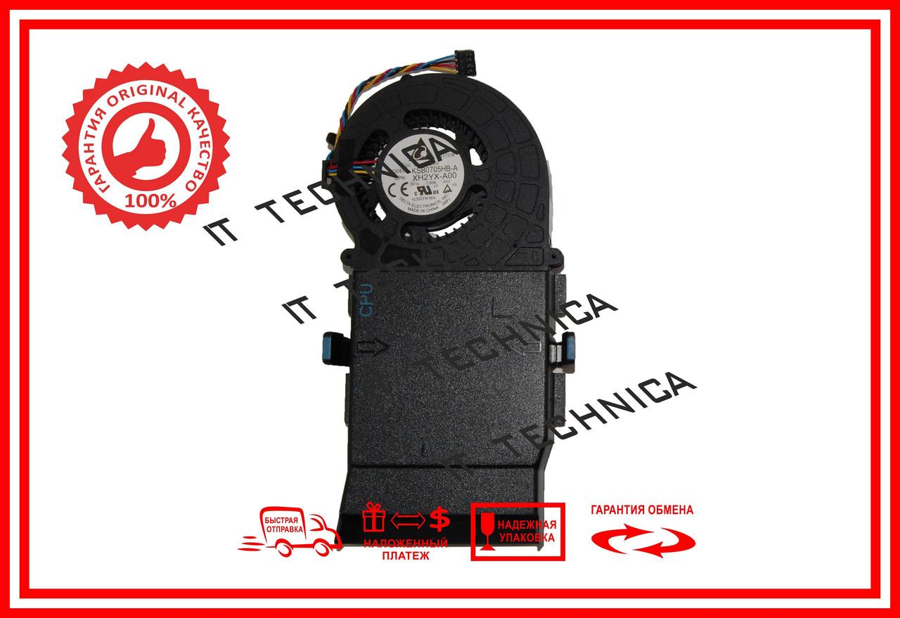 Вентилятор DELL Alienware ALWAR-2508 Alpha Для ПРОЦЕССОРА (HX2YX) ОРИГ