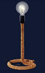 Настольная лампа лофт 720T 80606-1
